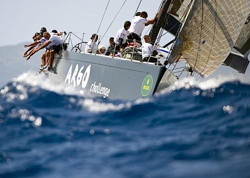 Maxi Yacht Rolex Cup | dag 3