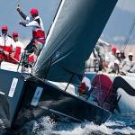 Artemis snabba på Palma Vela
