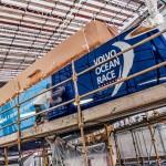 Danskar i Volvo Ocean race