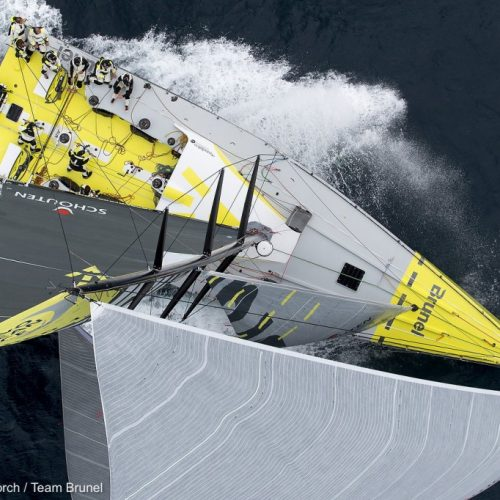 Team Brunel, Lanzarote, Spain