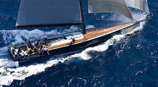 Maxi Yacht Rolex Cup 2011