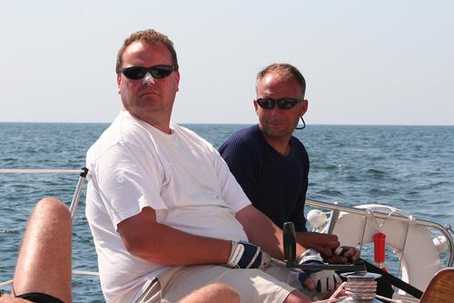 Gotland Runt 2006 – onsdag kväll
