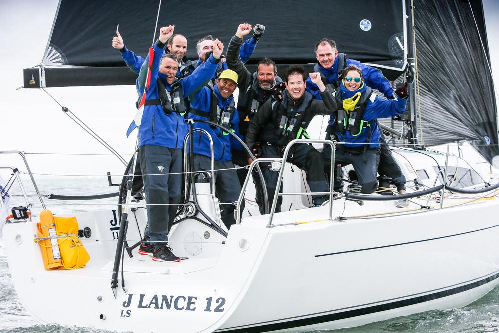 J/112e J Lance 12 | 2018 IRC European champion