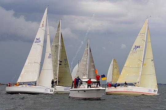 Göteborg Offshore Race 2010 | NoR