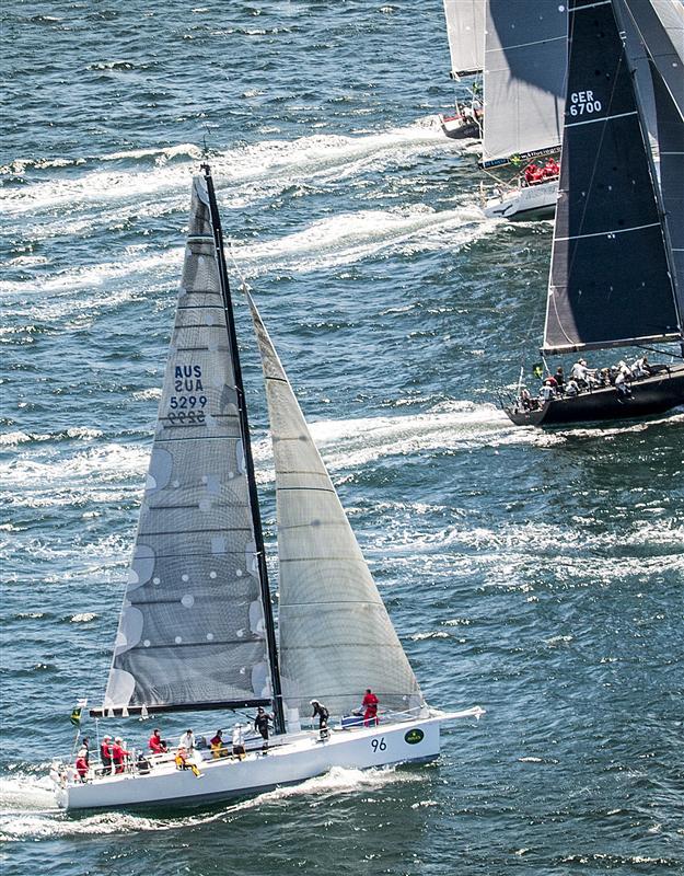 Cookson 50 Victoire spikade Sydney Hobart