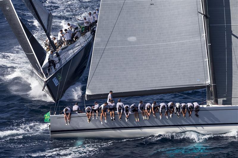 Inför Maxi Yacht Rolex Cup