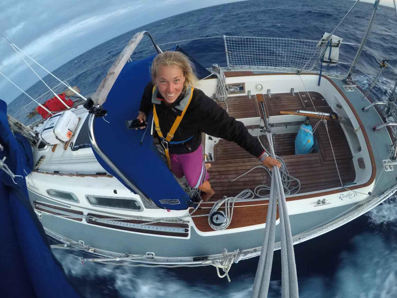 Susie Goodall mastar av