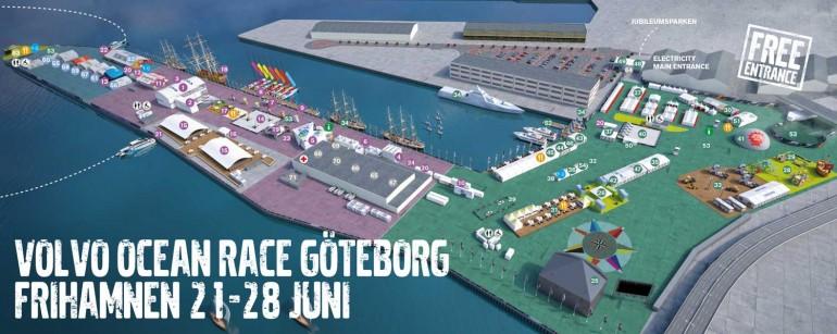 volvo ocean race karta 3D karta vor15   BLUR volvo ocean race karta