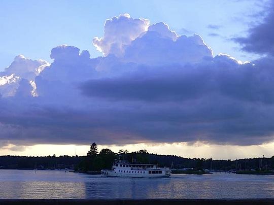 Meteorologi för seglare | luftmassestrategi