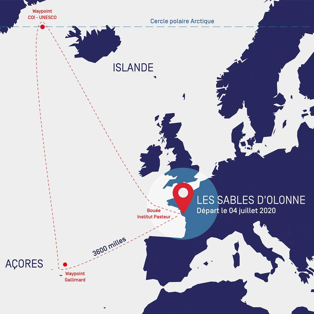Vendée-Arctique-Les Sables d'Olonne