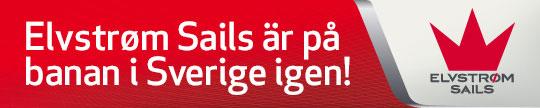 Elvstrøm Sails back in Sweden