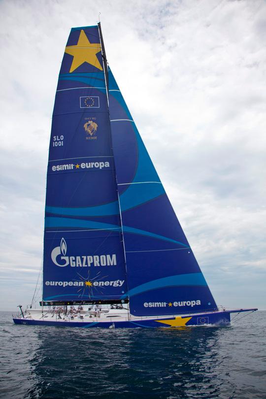 Esimit Europa till ÅF Offshore Race