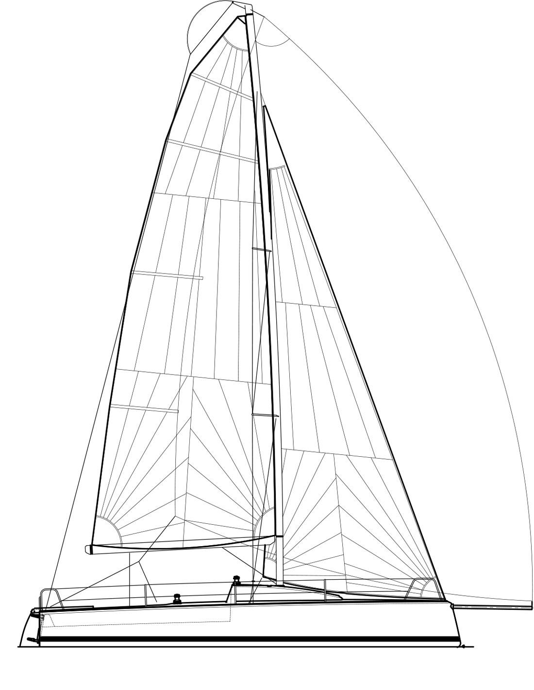 FarEast 28R Rig Drawing