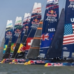 Red Bull Youth America's Cup | träning