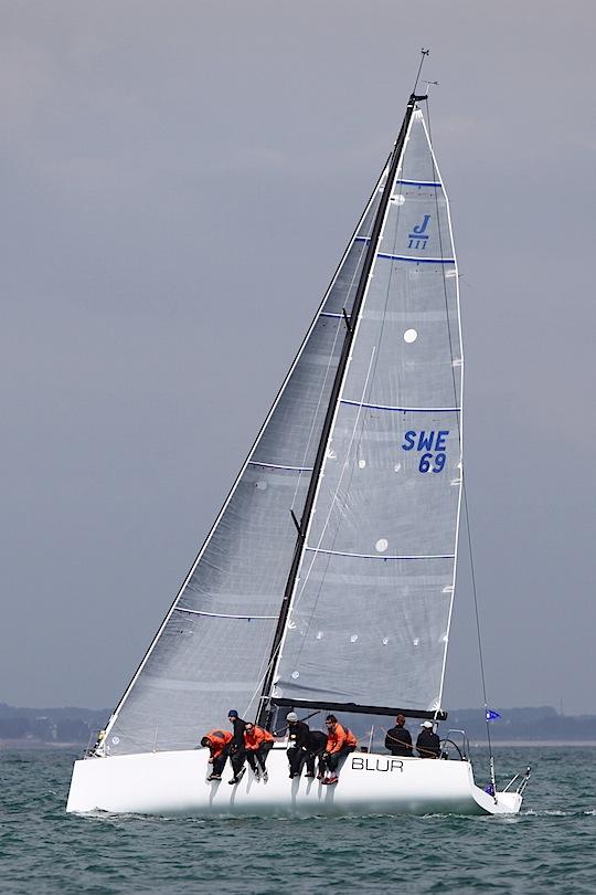 J/111 Blur³ | upwind sails