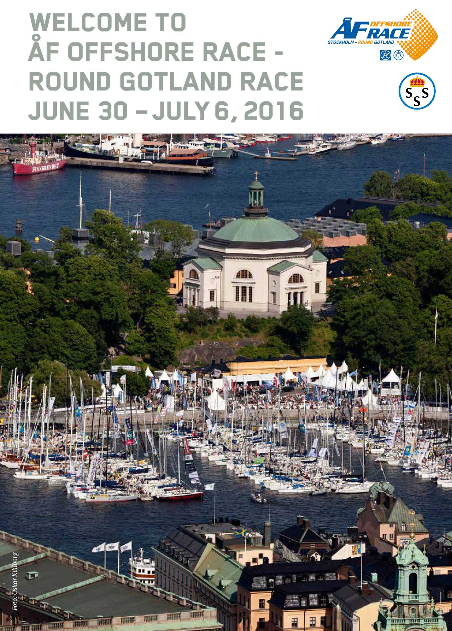 Fokus 2016 – ÅF Offshore Race