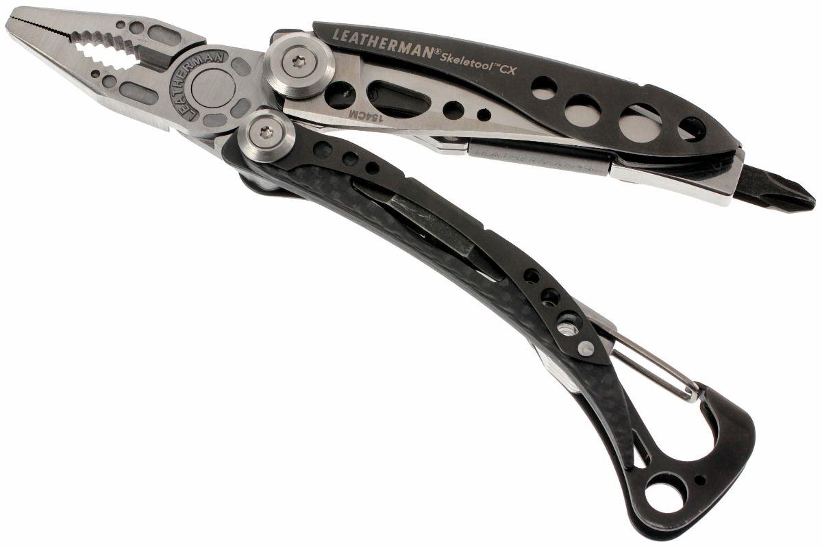 Leatherman-Skeletool-CX-Black
