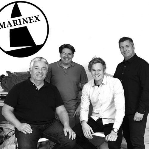 Marinex-omstartar