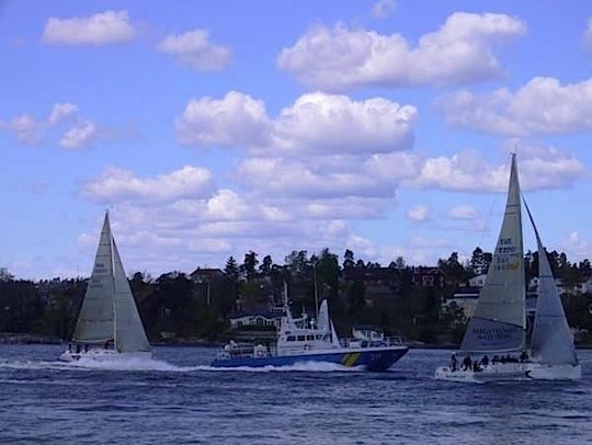 Meteorologi för seglare | skiktning och luftmassor