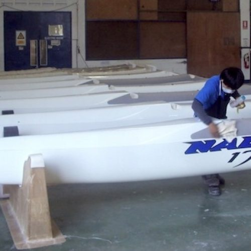 Nacra-17-in-the-fit-out