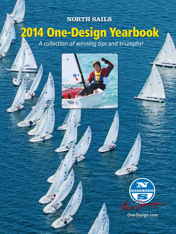2014 North Sails One Design Yearbook
