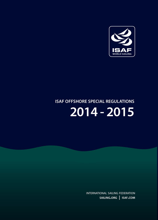ISAF Offshore Special Regulations 2014-2015