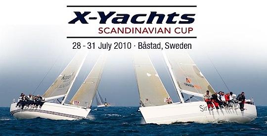 X-Yachts Scandinavian Cup 2010