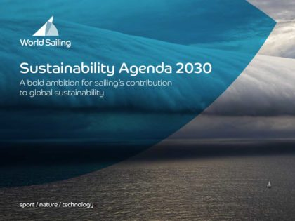 Svensk segling och hållbarhet