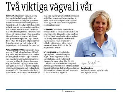 Svensk Segelsport 2015-1