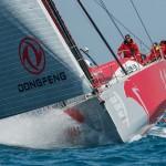 Charles Caudrelier blir skeppare på Donfeng