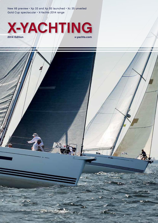 X-yachting 2014 edition