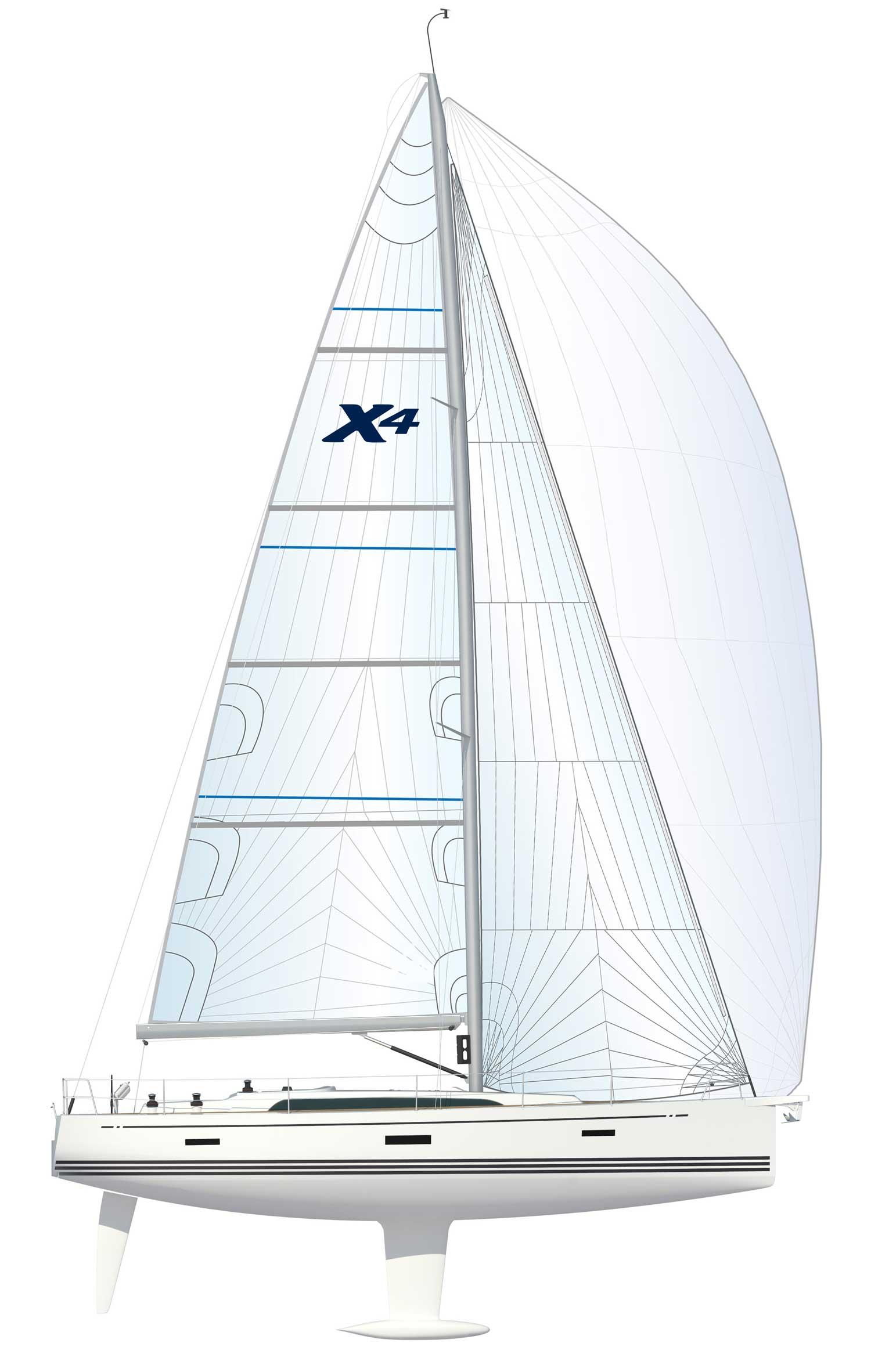X4-Sail-Plan