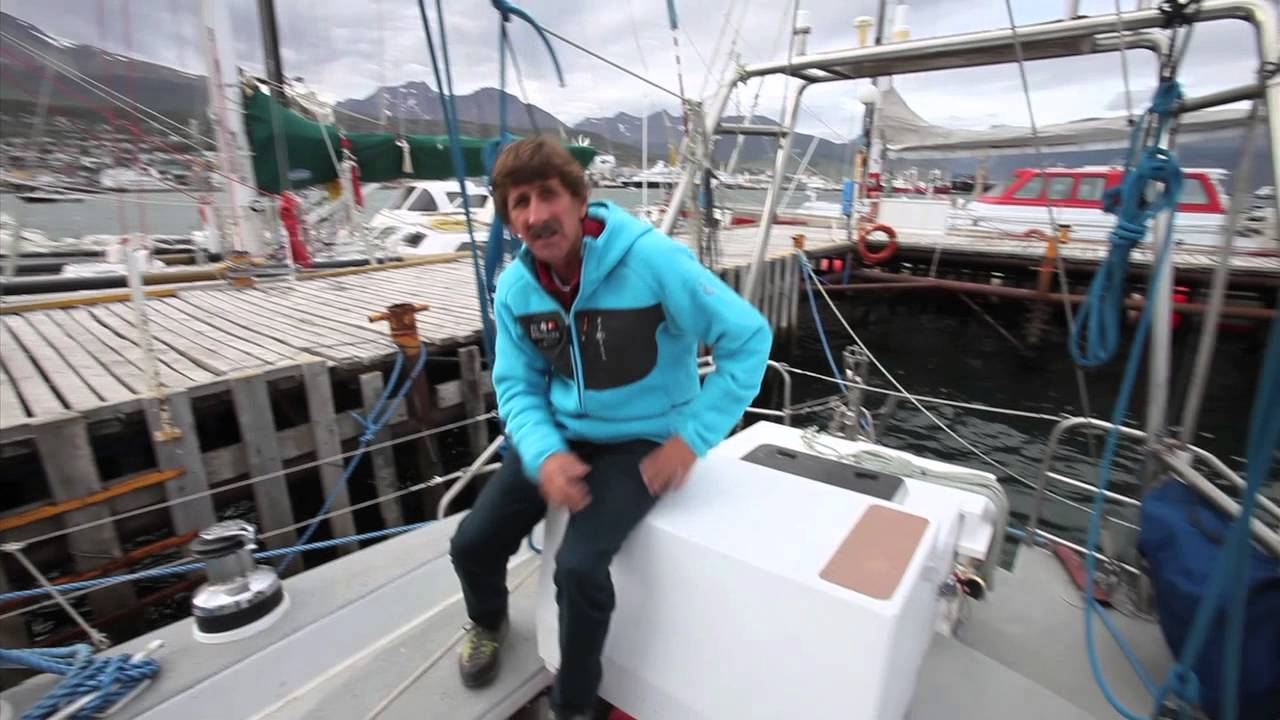 A tour of Skip Novak's two Pelagic expedition yachts