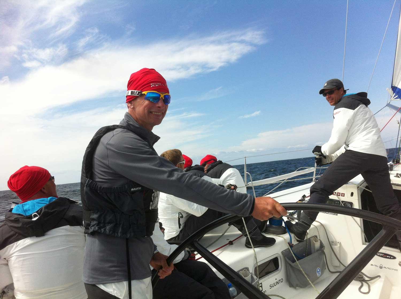 Björn Österberg om ÅF Offshore Race