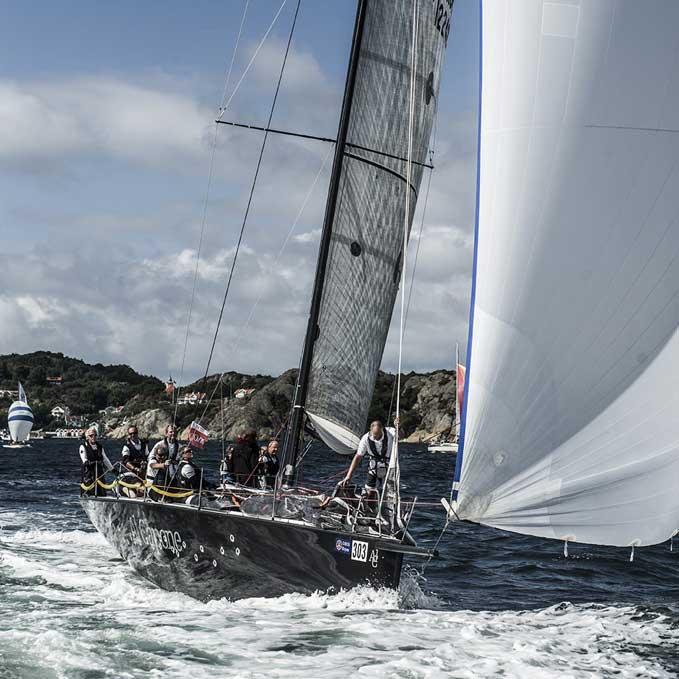 GVA Marstrand Big Boat gör skäl för namnet