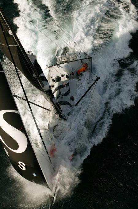 Nyfiken på… Jon Nash, seglingsfotograf