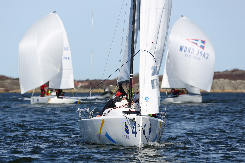 Allsvenskan i segling - västkustträning
