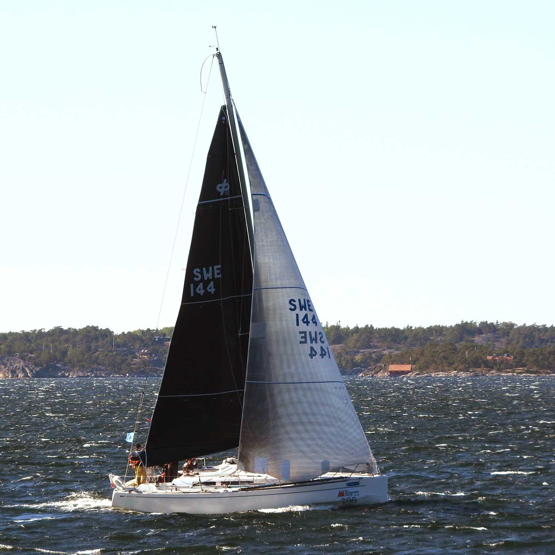 Amarone spikar Liros Stockholm SRS Cup