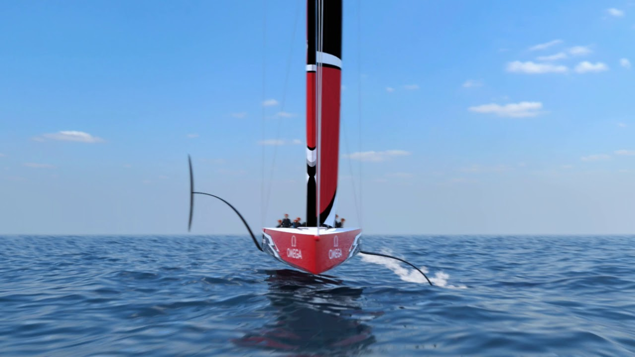 America's Cup AC75 | concept