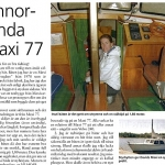 Maxi 77+ Pilothouse?