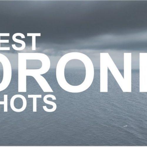 Bästa drönarbilderna från Volvo Ocean Race