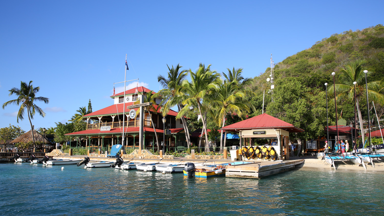 Bitter End Yacht Club | lekplats för seglare