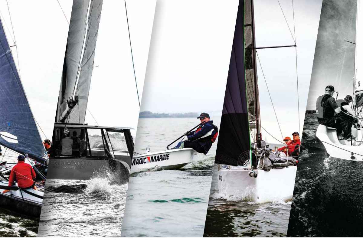 Sailing World | Boat if the year 2014