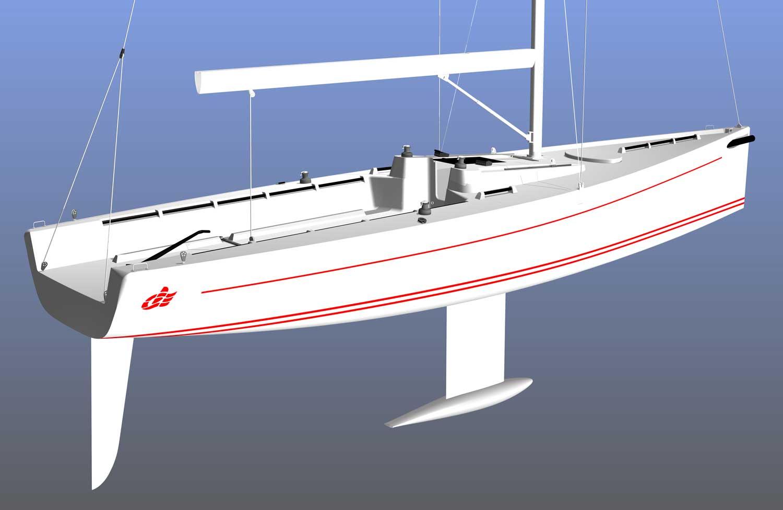 B38 Match – en ny matchracingbåt för Marstrand?