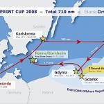 Qviberg vann i Baltic Sprint Cup