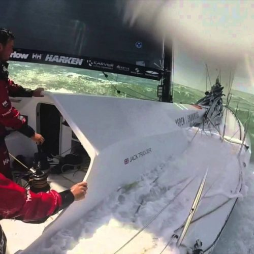 Class 40 Concise 8 | Fastnet training