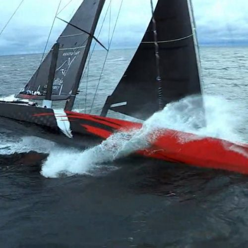 Comanche up to speed!