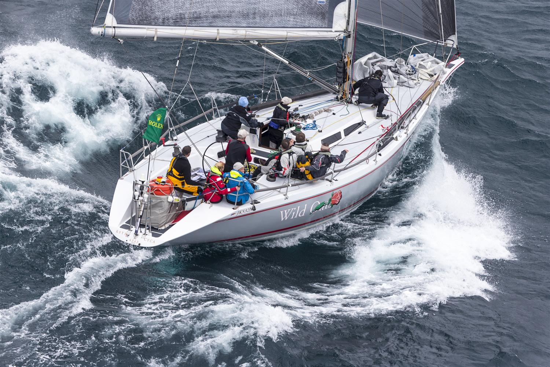 Wild Rose vann totalen i Sydney Hobart