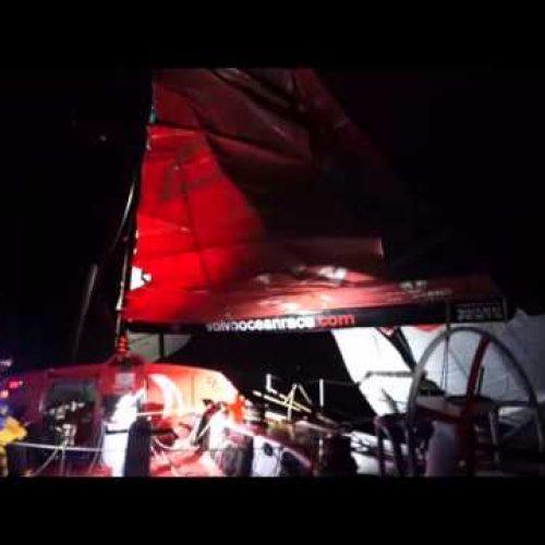 Donfeng bryter masten
