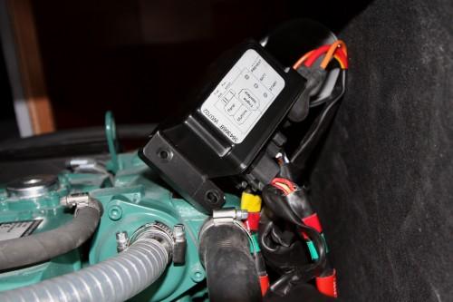 Volvo Pentas elektronikbox